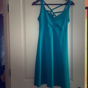 Dresses & Skirts - Prana Teal Sundress